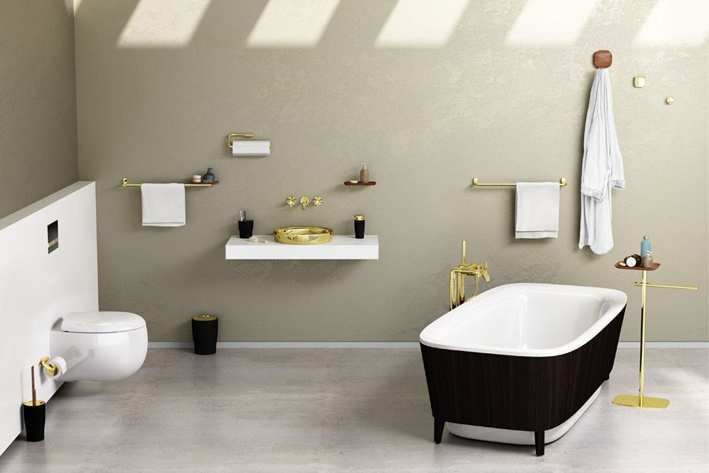 A List Of Bathroom Accessories