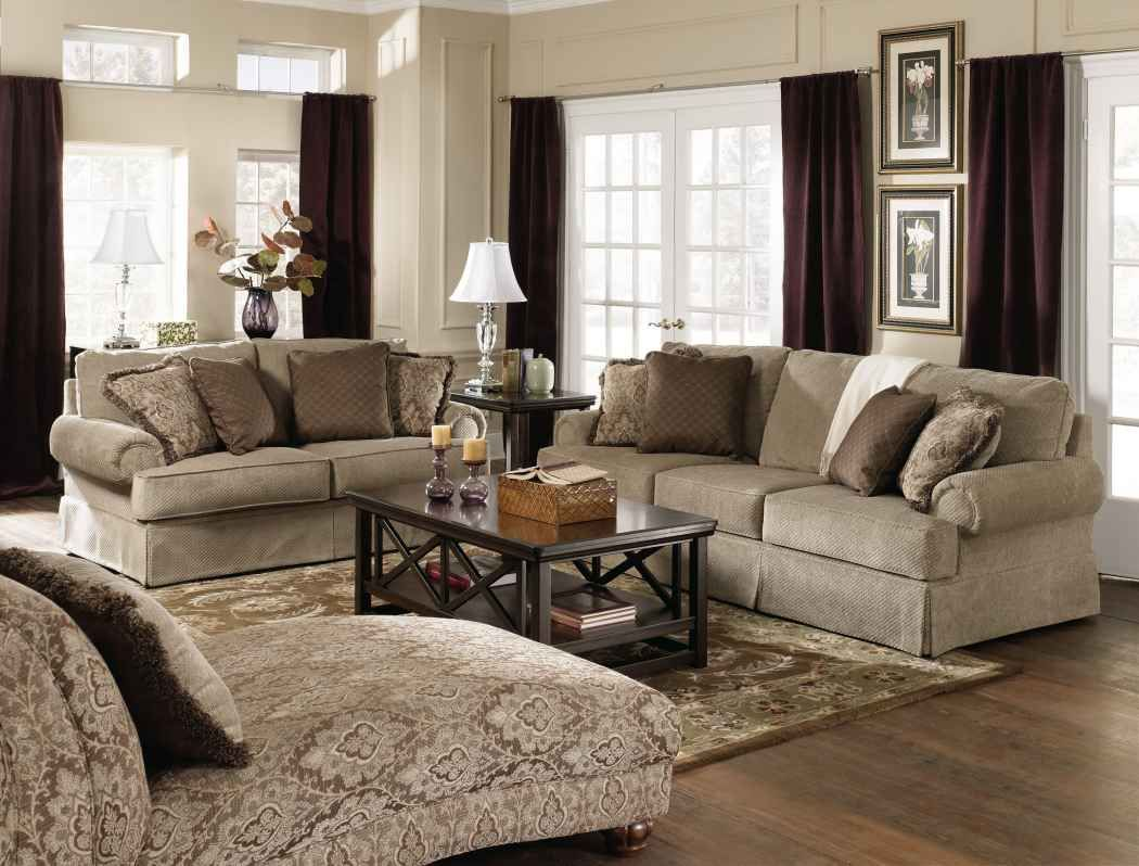 A Living Room Furniture Set