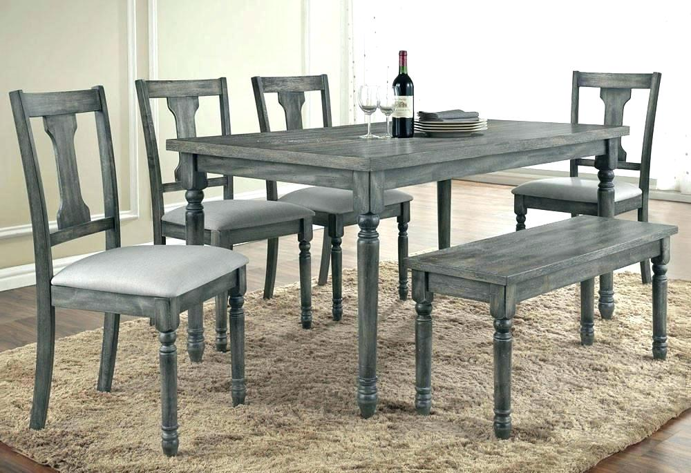 Image of: Antique Rustic Dining Room Table