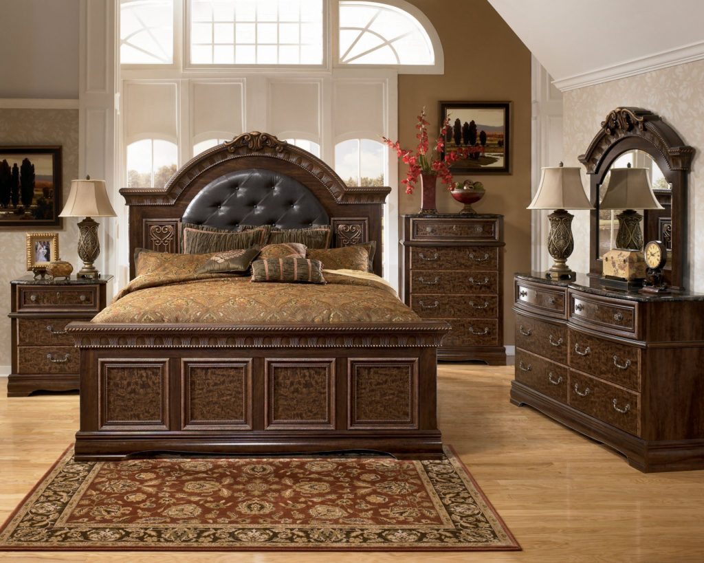 Ashley Furniture Bedroom Sets Full