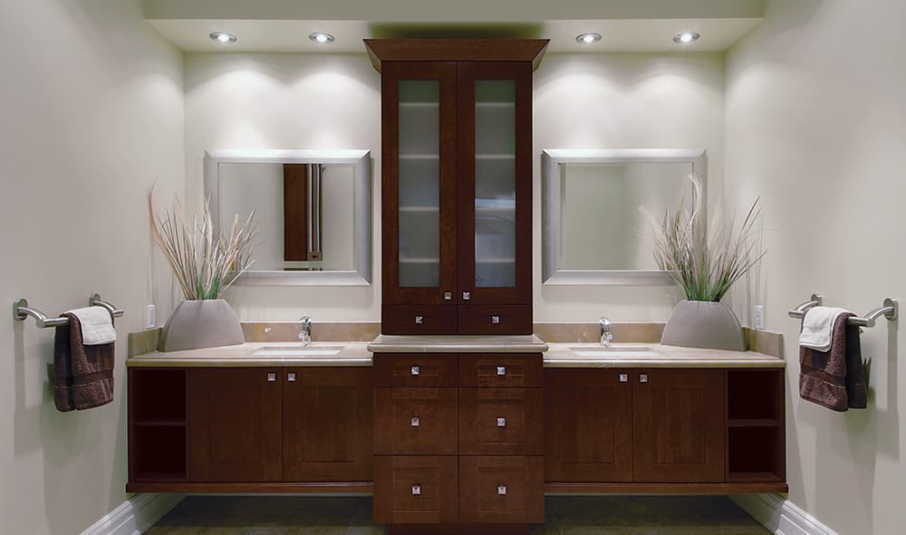 Image of: Bathroom Cabinets for Sale