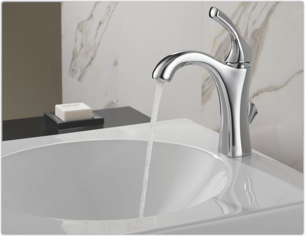 Bathroom Faucets Centerset