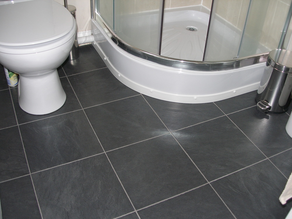 Image of: Bathroom Floor Tiles Texture