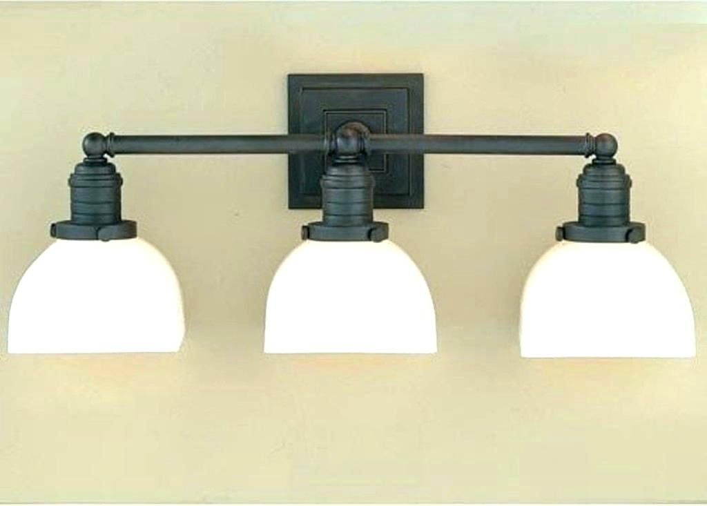 Bathroom Light Fixtures DIY