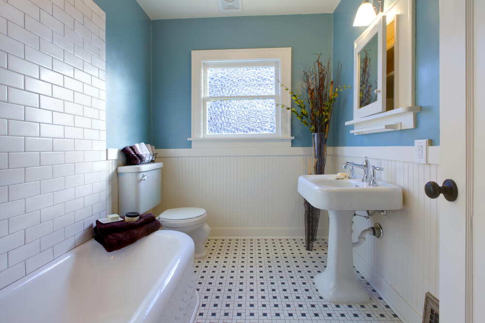 Image of: Bathroom Remodel Ideas DIY
