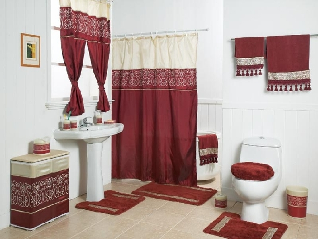 Image of: Bathroom Sets Ideas