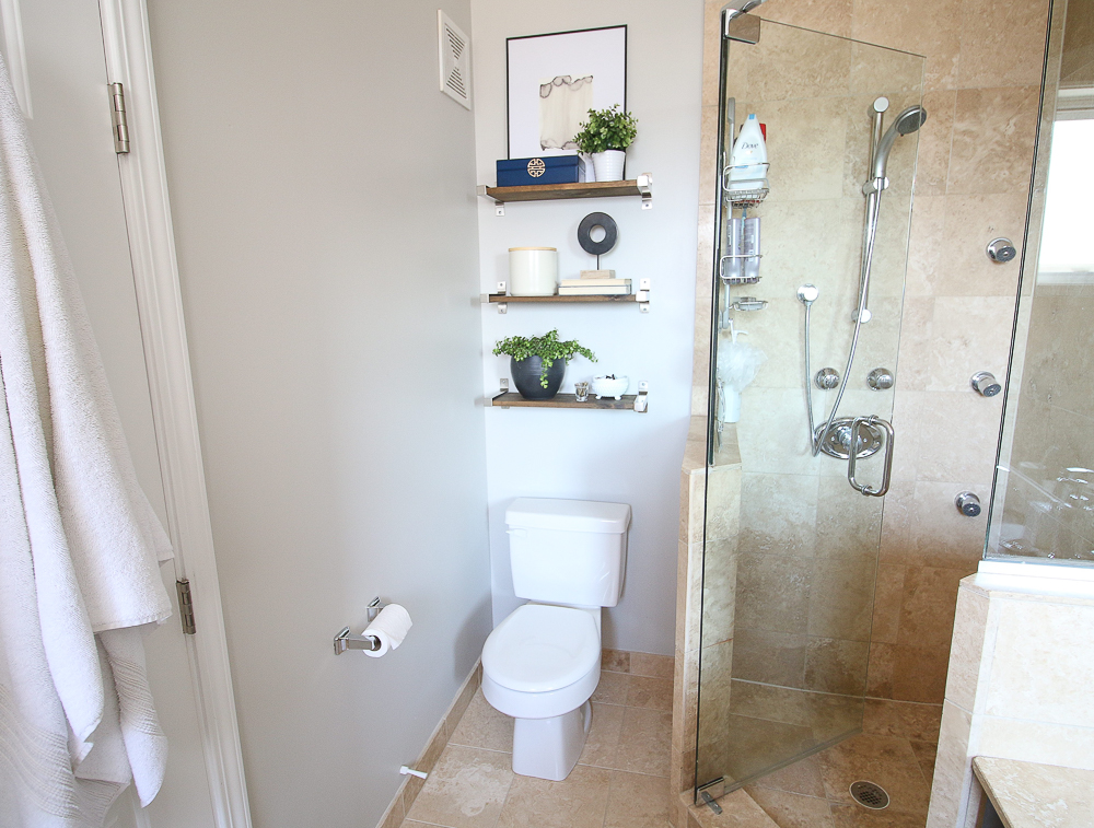 Bathroom Shelves Ideas