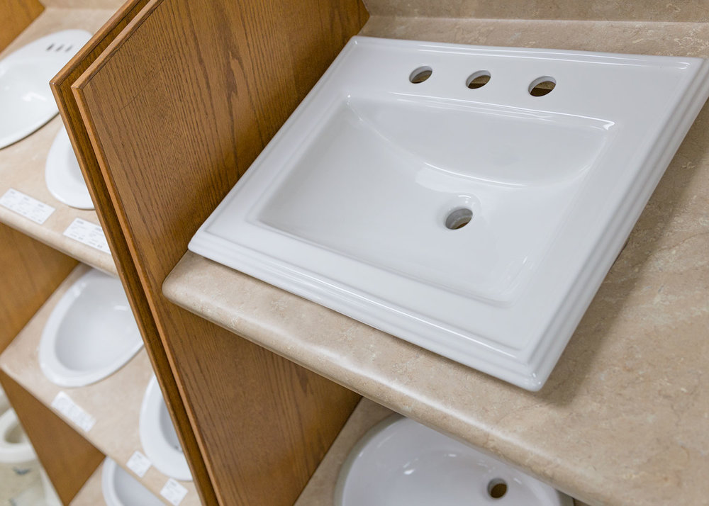 Image of: Bathroom Sink Drain Parts