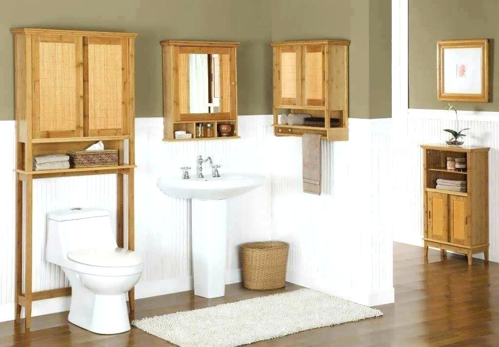 Image of: Bathroom Storage DIY Ideas