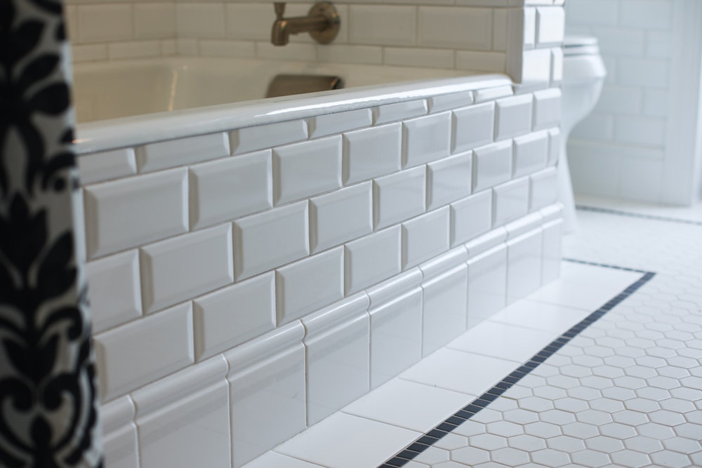 Bathroom Tile Color Combinations