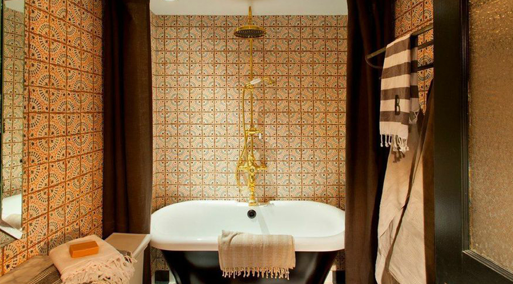 Image of: Bathroom Tile Ideas Gallery