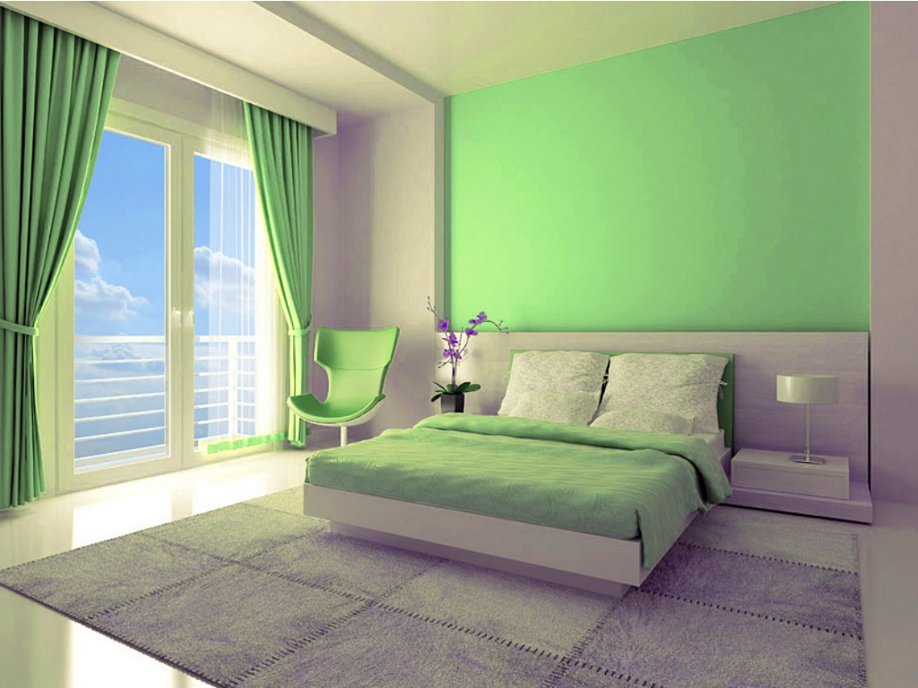 Bedroom Colors Idea