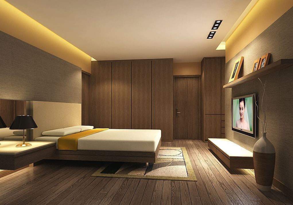 Image of: Bedroom Design and Color