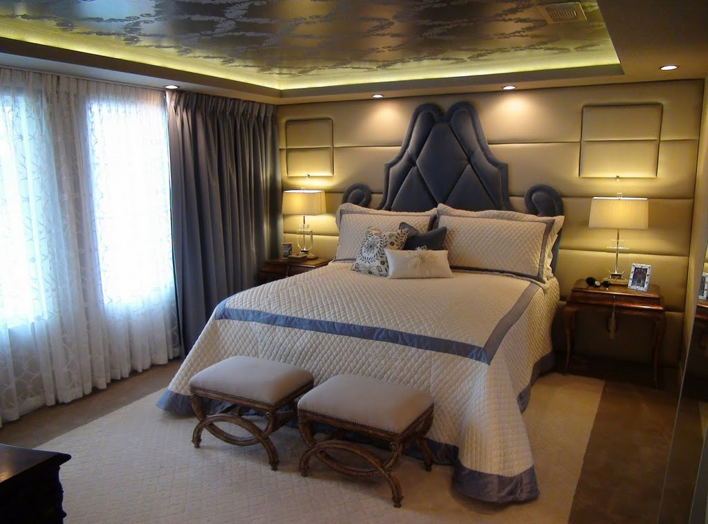 Image of: Bedroom Lights Ideas
