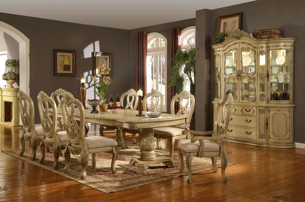 Image of: Best Formal Dining Room Sets