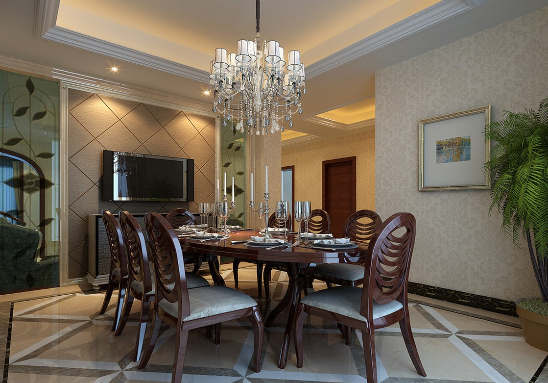 Dining Room Chandeliers Casual