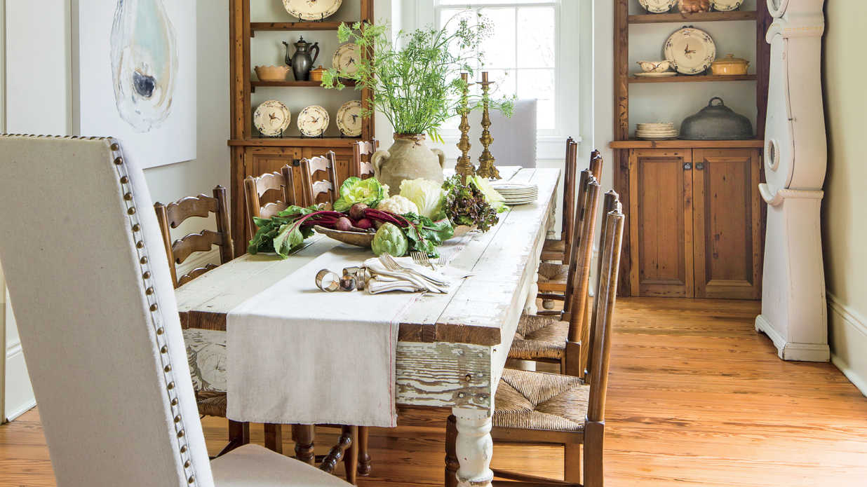Image of: Dining Room Decor Blog