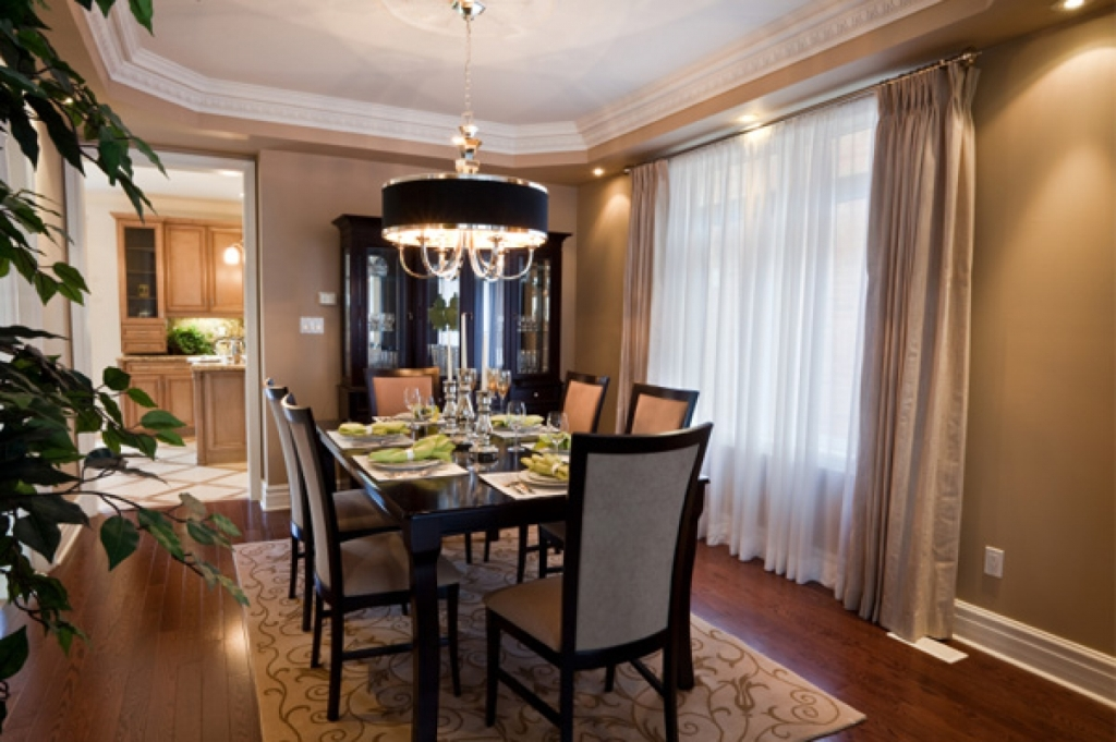 Image of: Dining Room Decor Ideas
