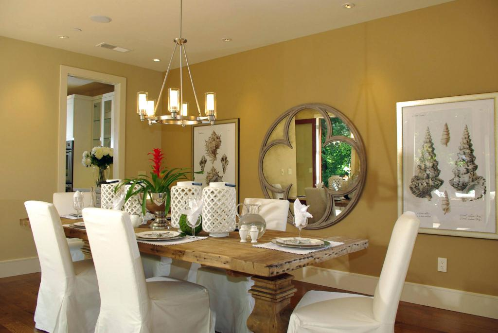 Dining Room Decorating Ideas Cheap