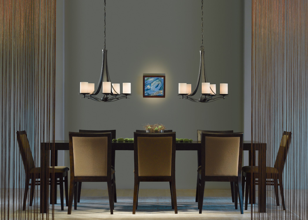 Image of: Dining Room Lighting Color Temperature