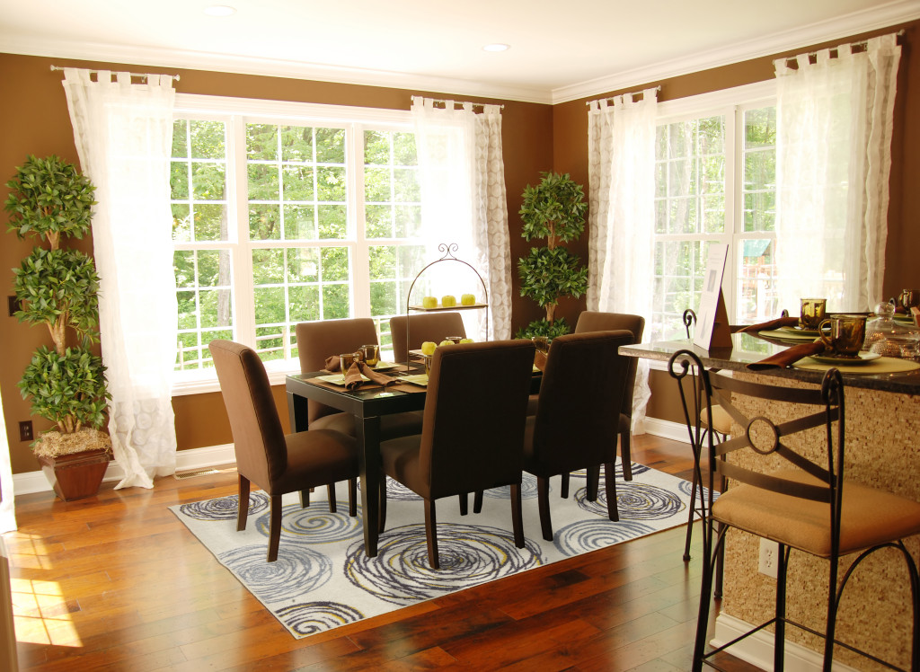 Image of: Dining Room Rugs Target