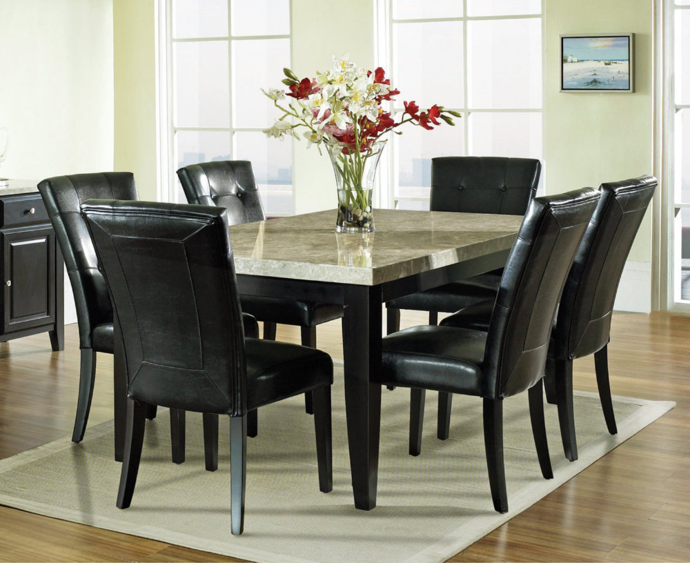 Dining Room Table With Bench On One Side