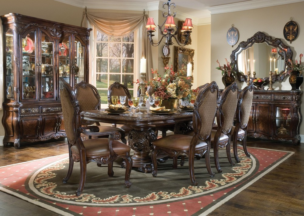Image of: Discount Formal Dining Room Sets