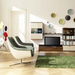 Eclectic Living Room Wall Decor Ideas