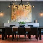 Elegant Dining Room Light Fixtures