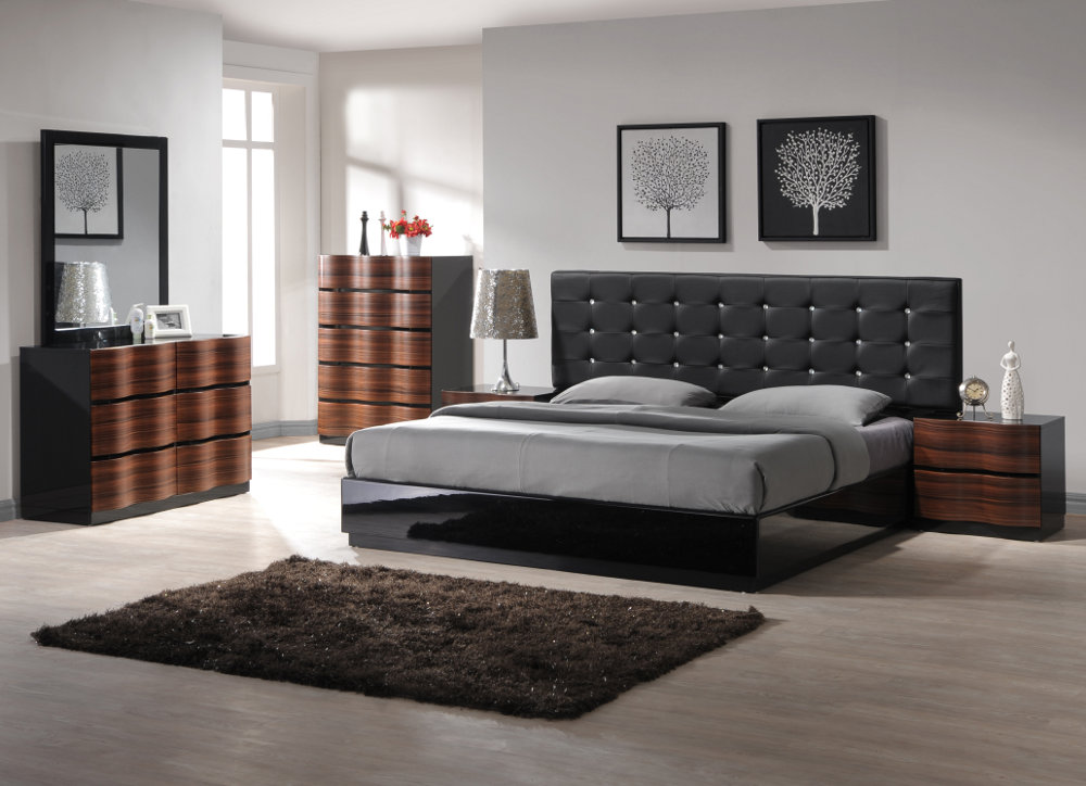 Elegant King Size Bedroom Sets