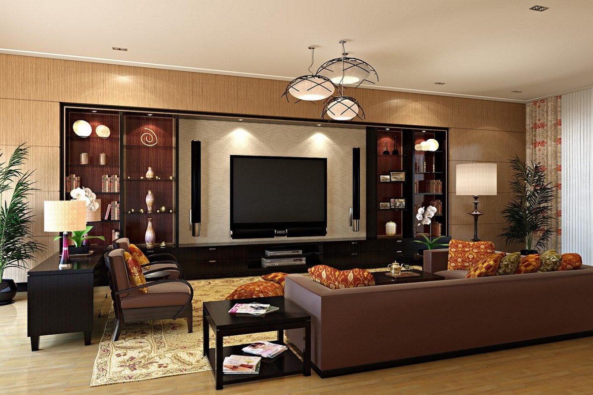 Everyday Living Room Decorating Ideas