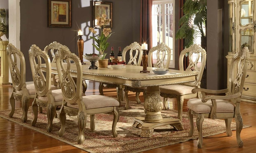 Image of: Expensive Formal Dining Room Sets