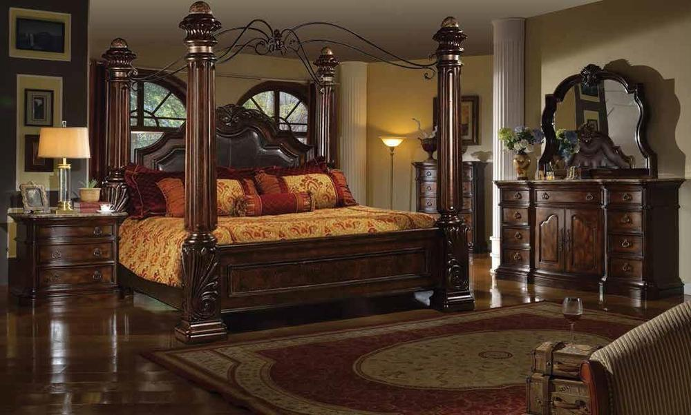 Image of: Expensive King Size Bedroom Sets