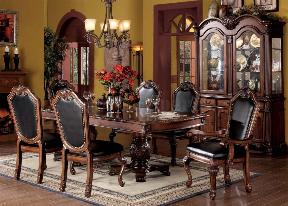 Image of: Formal Dining Room Sets Cheap
