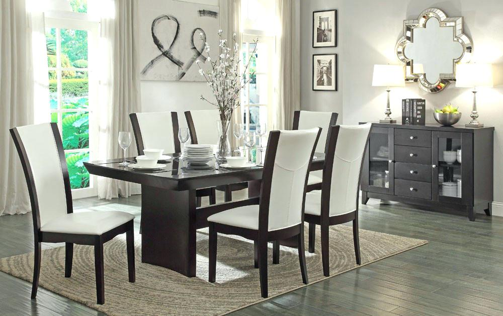 Image of: Formal Dining Room Sets Contemporary