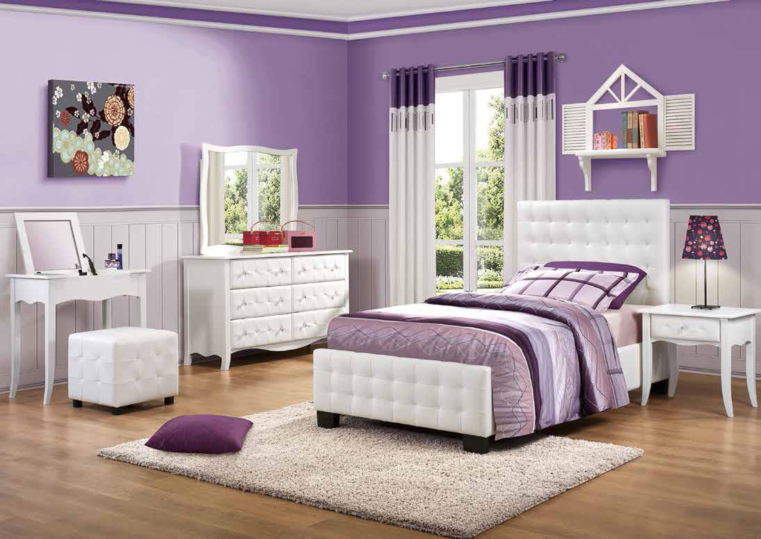 Image of: Girls Bedroom Sets Clearance