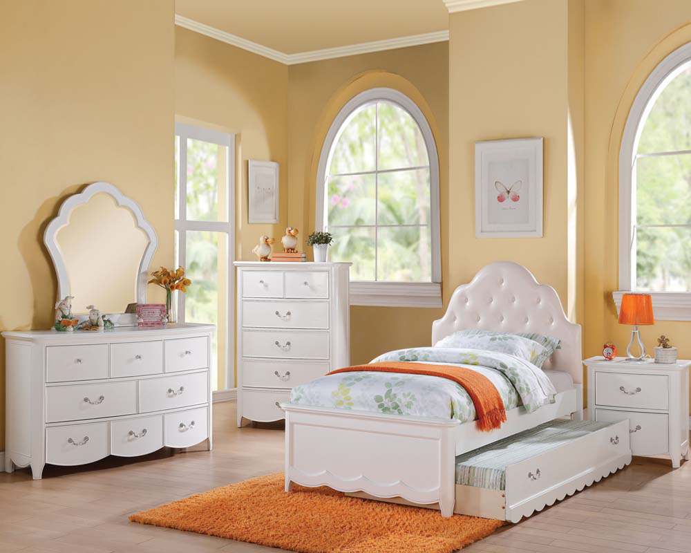 Image of: Girls Bedroom Sets Decor Ideas