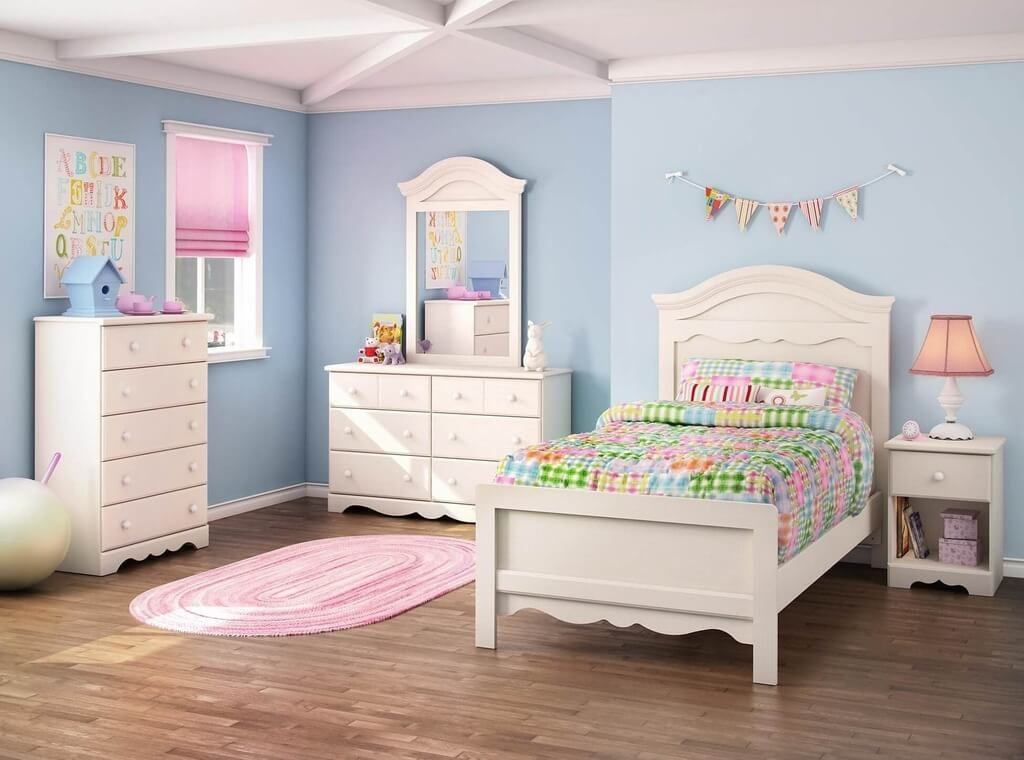Image of: Girls Bedroom Sets Furniture