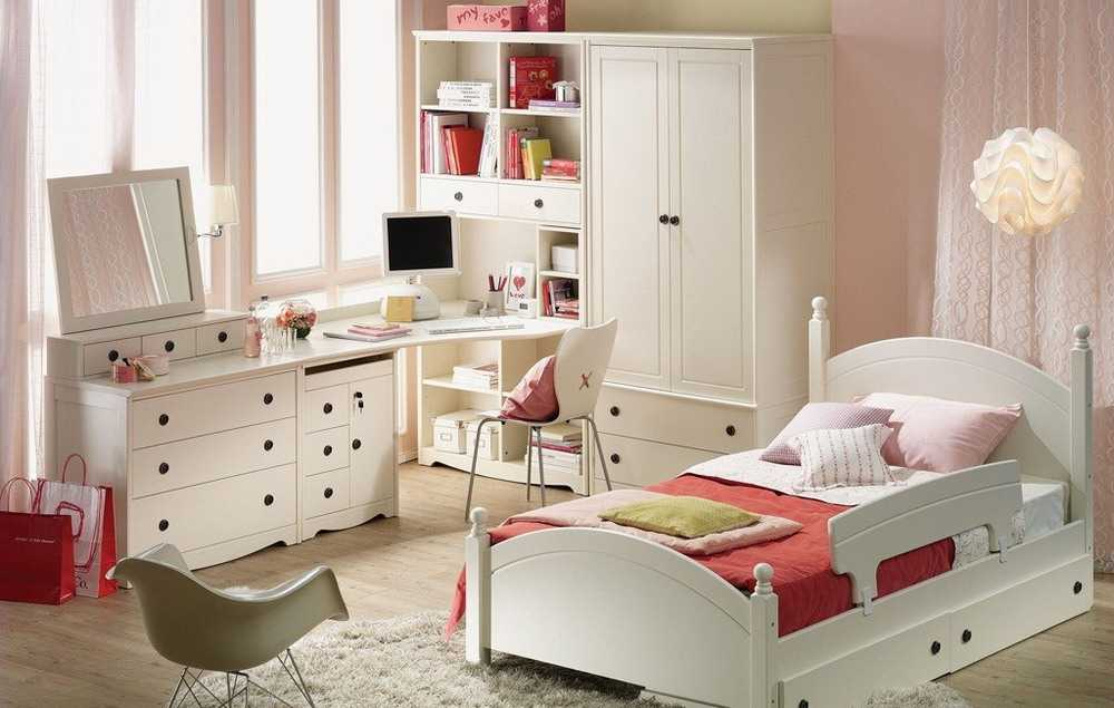 Image of: Girls Bedroom Sets Ideas for Small Rooms