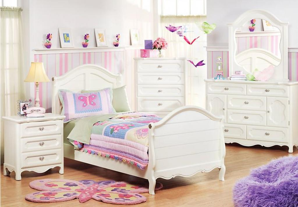 Ideas To Arrange The Girls Bedroom Sets — Jackie Home Ideas