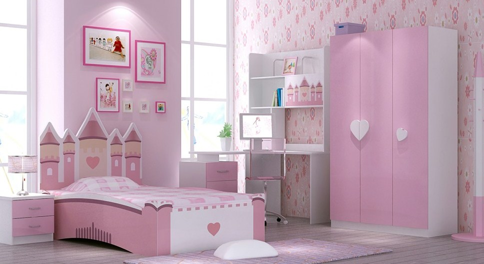 Image of: Kids Bedroom Sets Contemporary