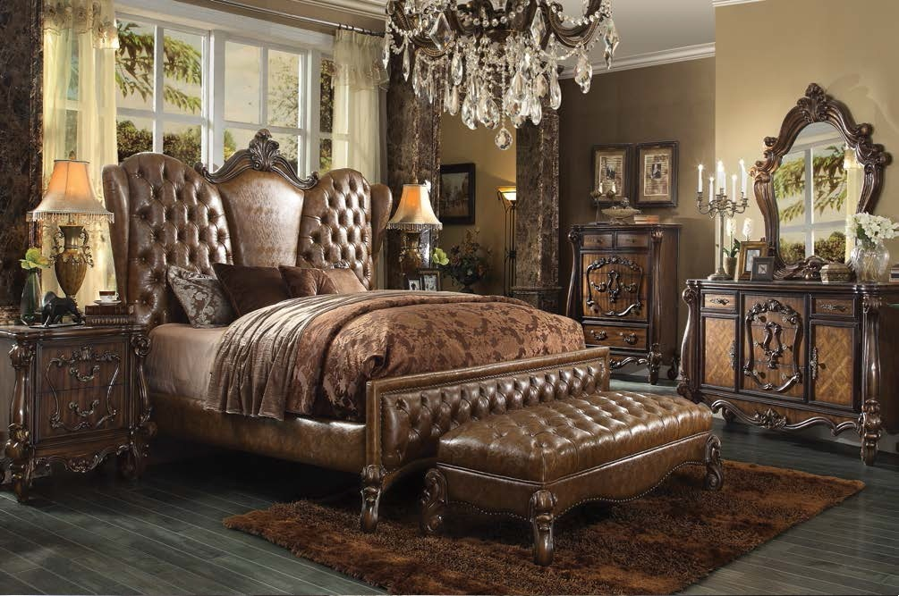 King Bedroom Sets Rustic