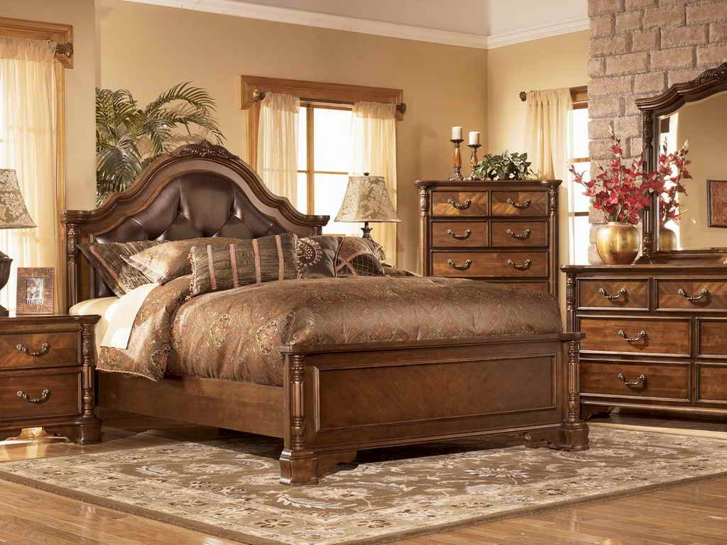 Image of: King Size Bedroom Sets Financing