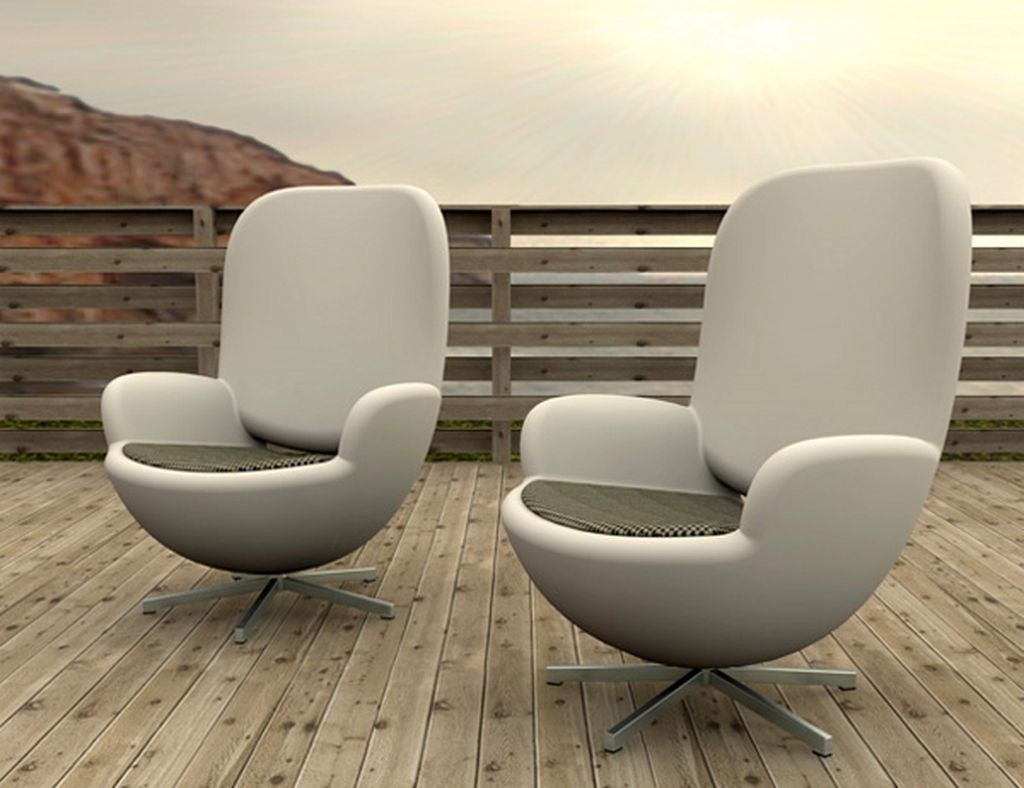 Image of: Living Room Chairs Contemporary