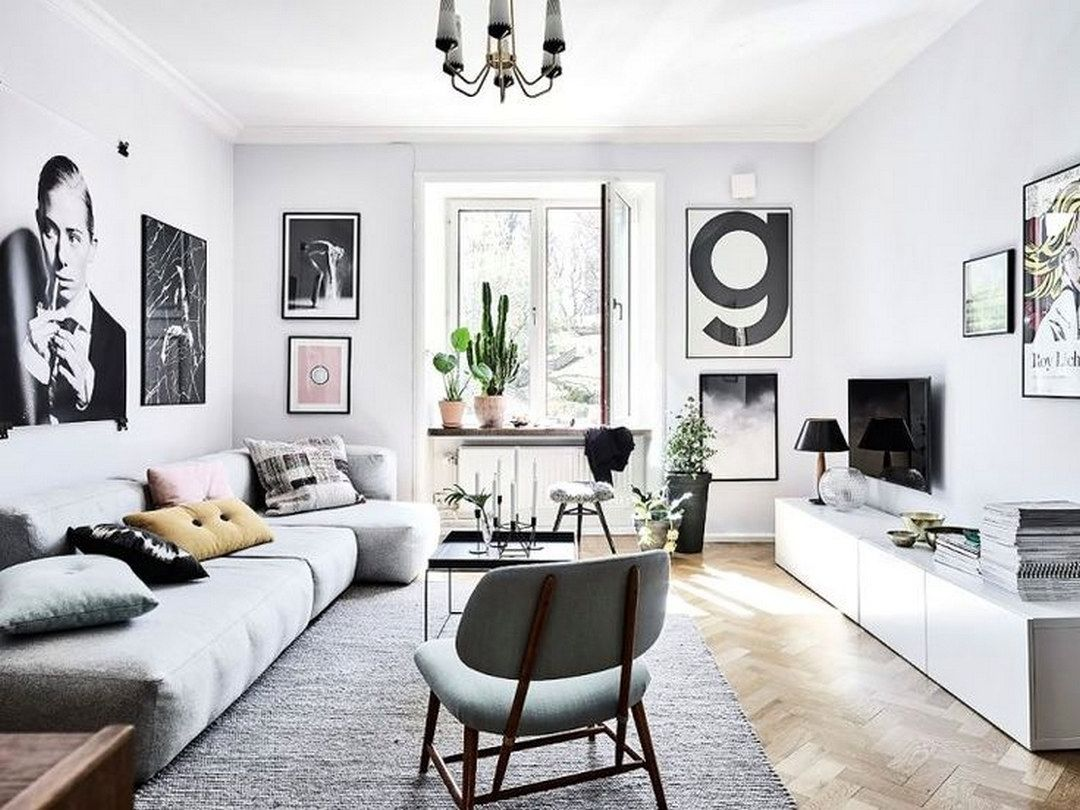 Living Room Decorating Ideas Apartment