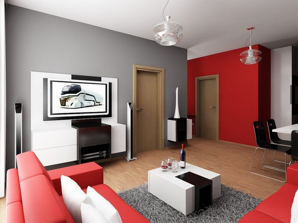 Living Room Design Colour