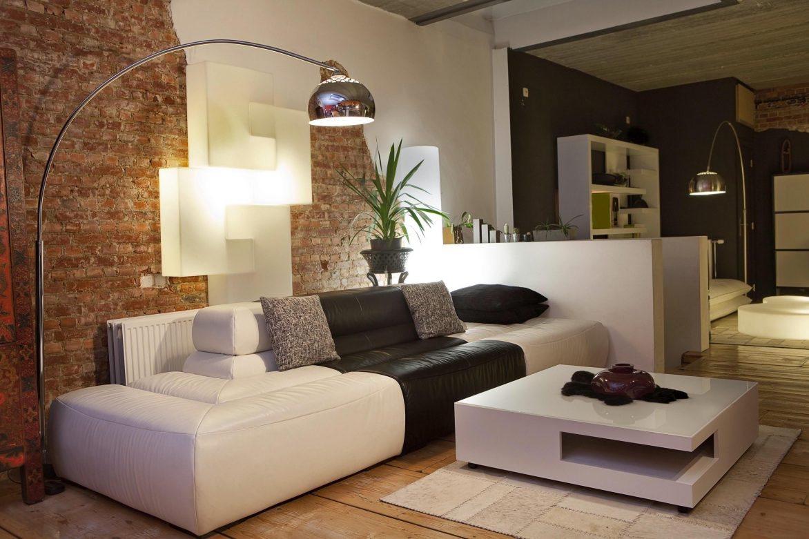 Living Room Lamps Contemporary