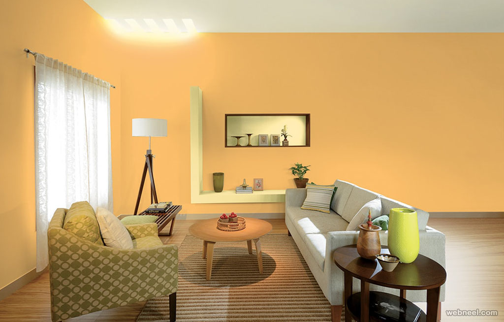 Image of: Living Room Paint Colors 2019