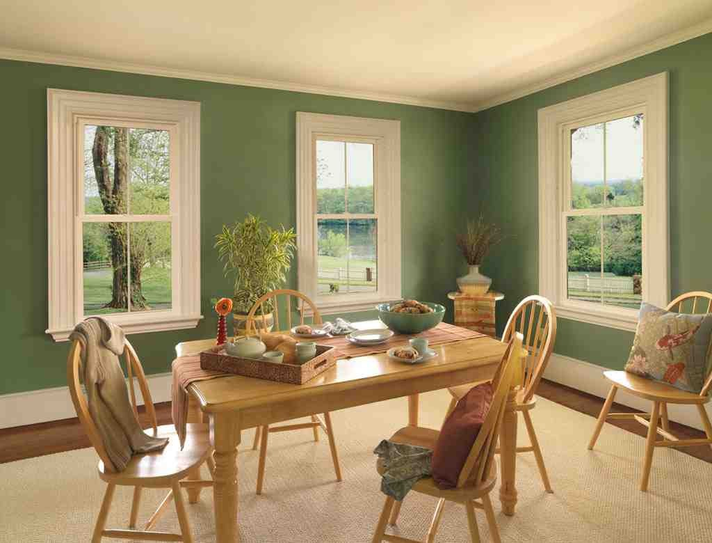 Image of: Living Room Paint Colors Combinations