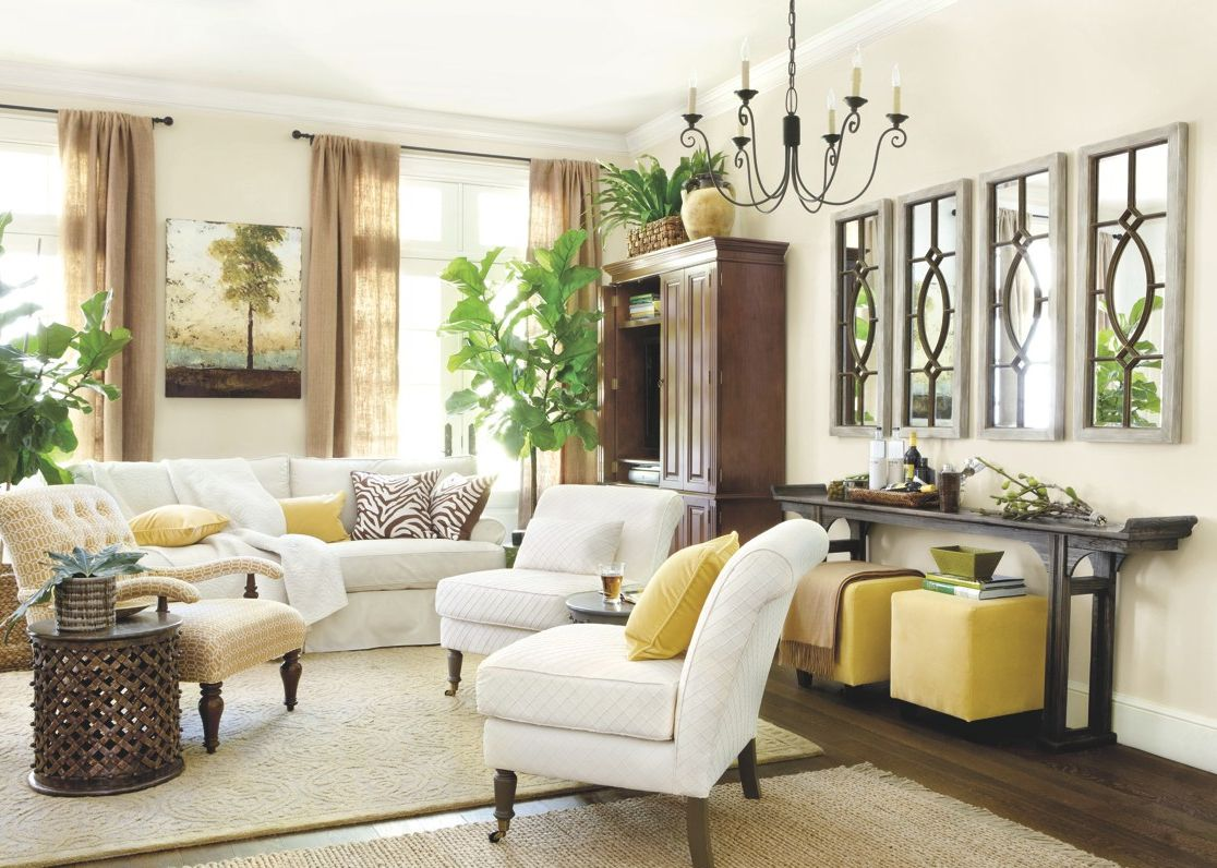 Image of: Living Room Paint Ideas 2019